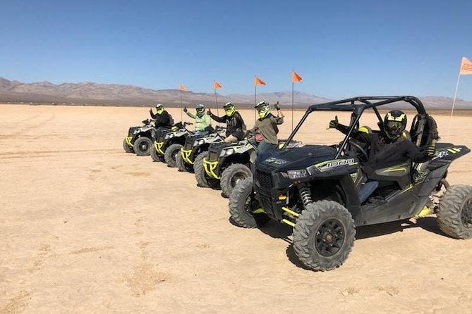 Hidden Valley and Primm Extreme ATV Tour photo 34