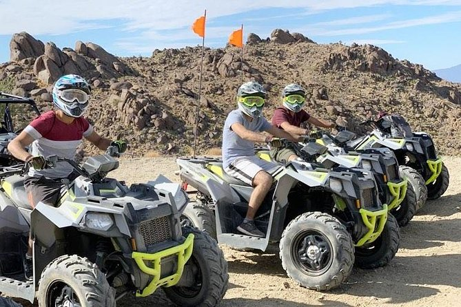 Hidden Valley and Primm Extreme ATV Tour photo 6