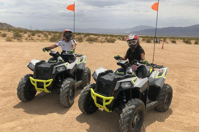 Hidden Valley and Primm Extreme ATV Tour photo 30