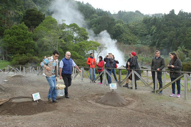 Tour to Furnas and Terra Nostra Garden - full day photo 3