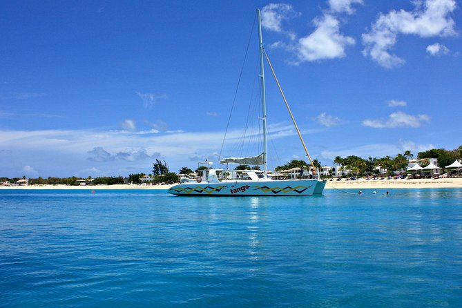 Anguilla Day Trip from St Maarten: Catamaran Sail to Shoal Bay