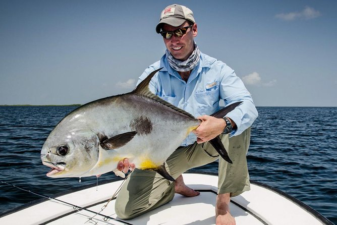 Garifuna Chief Deepwater Fishing Experience