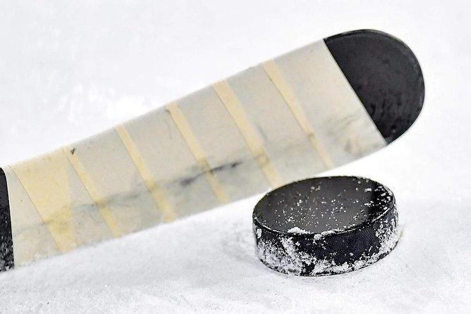Riga Ice Hockey Match