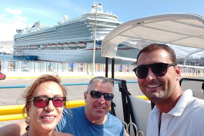 Piraeus Port Cruises & Athens Complete City Tour on E Tuk - 4 hours