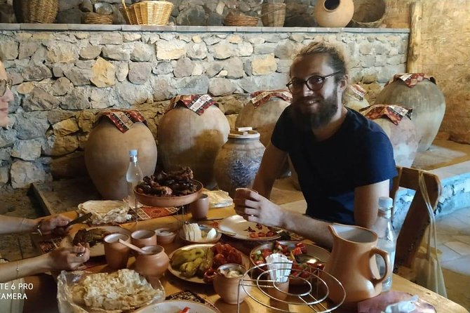 Wine Tour in Areni +Lunch at Winemaker's Home - private tour