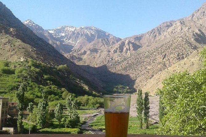 Live like a local in the Atlas mountains with a berber family