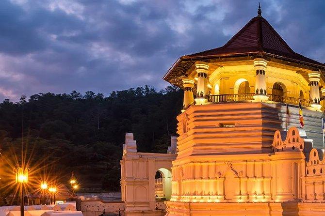 3 Days Tour to Sigiriya & Kandy with Kingfisher Tours Sri Lanka
