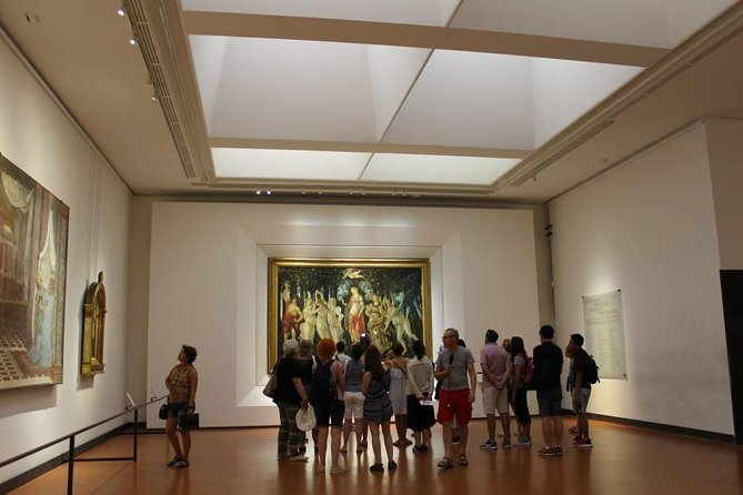 Small Group Tour: Uffizi Gallery + Skip The Line