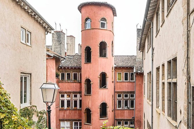 Vieux Lyon tour