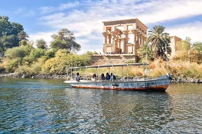 3 nights luxor&Aswan Nile cruise with hot air balloon and abu simbel from luxor photo 4