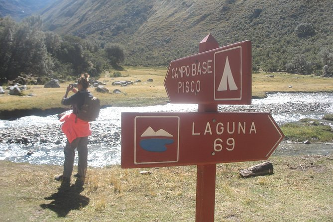 LAKE 69 Camping on Private Tour - Huascaran National Park