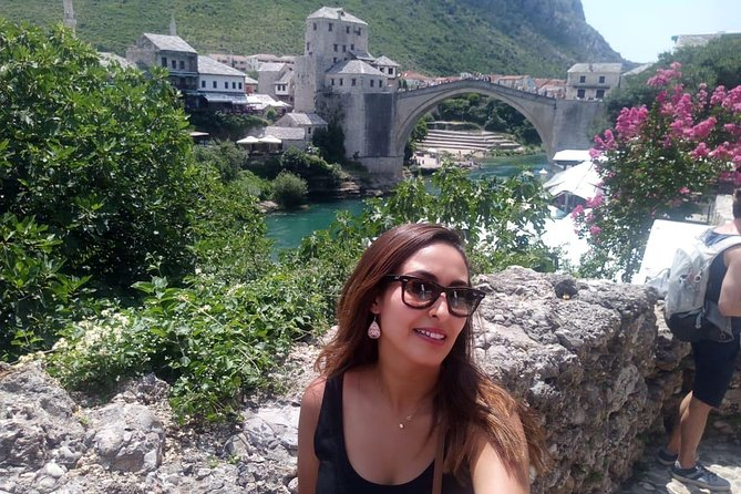 Mostar Old Bridge & Kravice Waterfalls from Split