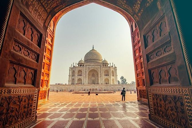 Private Taj Mahal Tour From Jaipur