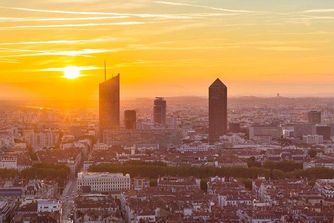 Panoramic tour of Lyon