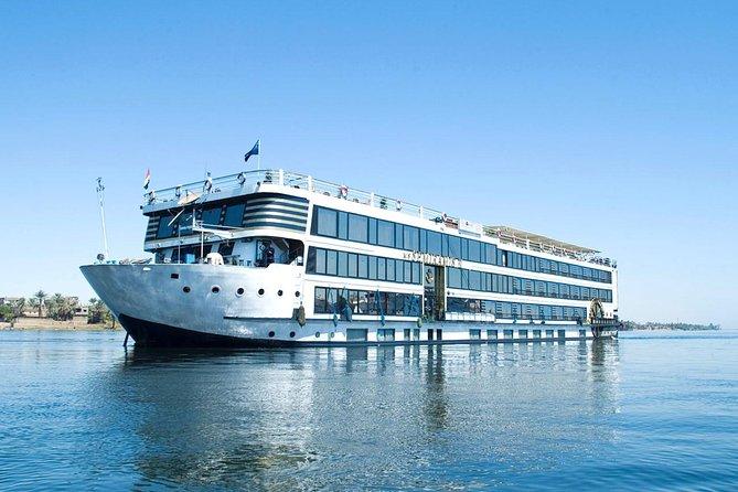 Nile cruise in lake nasser for 5 days