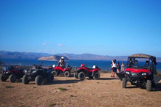 ATV Beach Tour