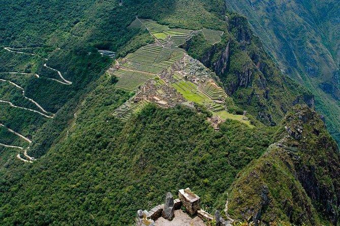 Entrance Ticket to Machu Picchu and Huayna Picchu