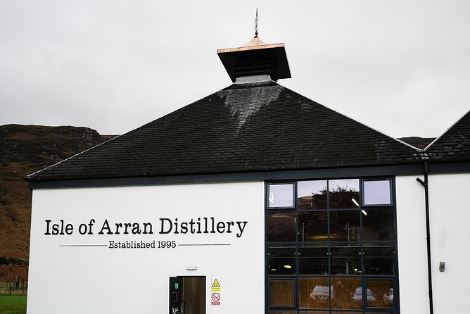 Craigs Isle of Arran Private Whisky Tour - 2 day version - up to 5 guests photo 9