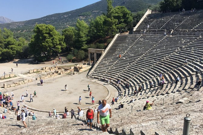 Argolis, Trip to Culture (Nafplio, Epidaurus, Mycenae) from Nafplio