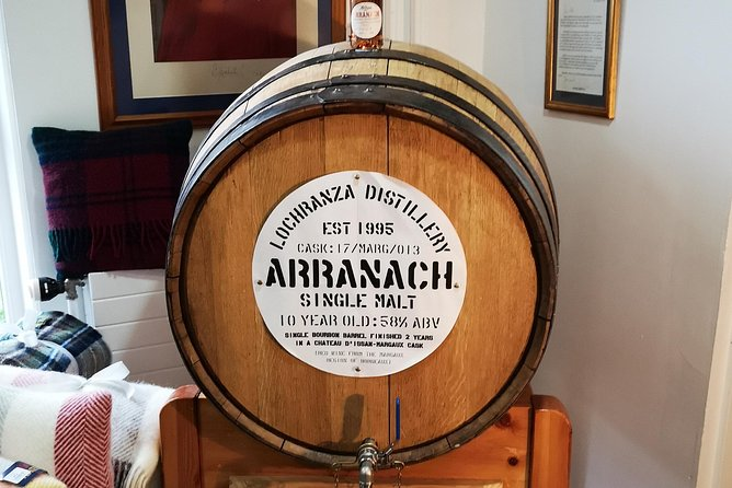 Craigs Isle of Arran Private Whisky Tour - 2 day version - up to 5 guests photo 17