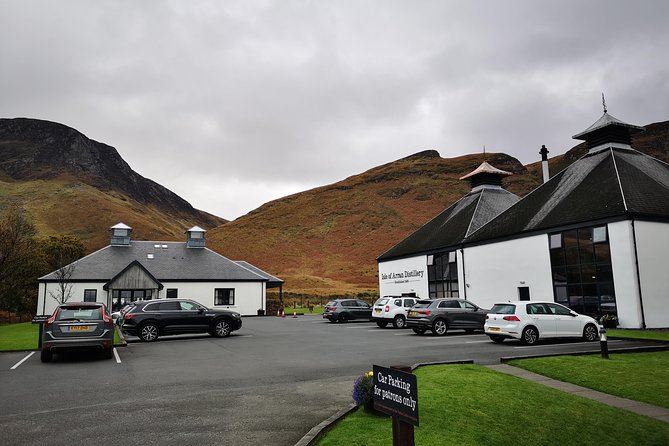 Craigs Isle of Arran Private Whisky Tour - 2 day version - up to 5 guests photo 3