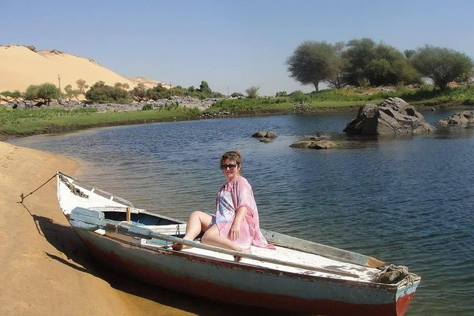 over Night by Train From Cairo to luxor, Aswan, Abu Simbel Temples