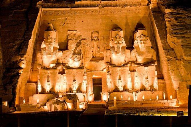 Aswan To Abu Simbel By Air