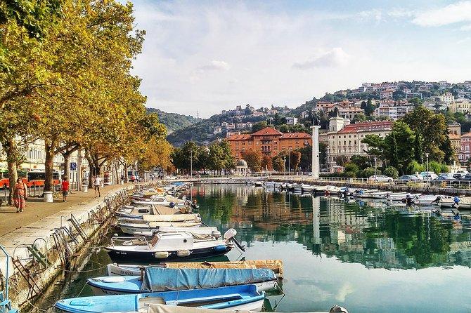 Rijeka History Walking Tour & Trsat Castle