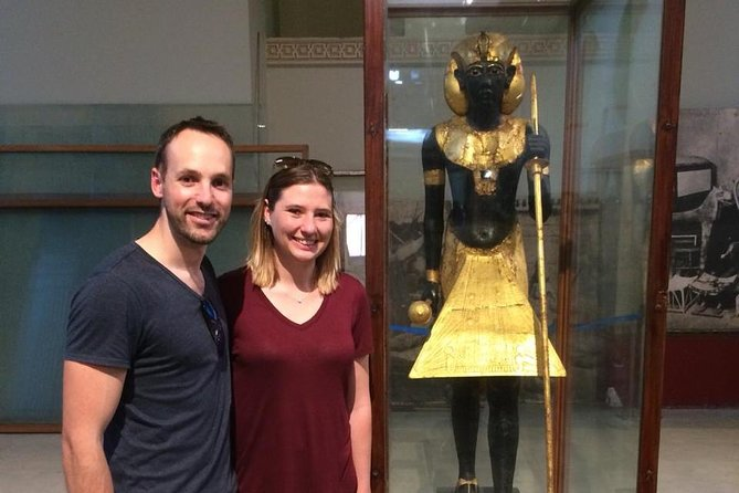 Cairo Private Day Tour: Egyptian Museum, Citadel, and Khan al-Khalil Bazaar