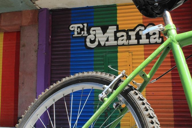 LGBT+ HISTORY & FUN BIKE TOUR in Mexico City photo 6