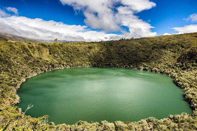 Guatavita: the El Dorado route