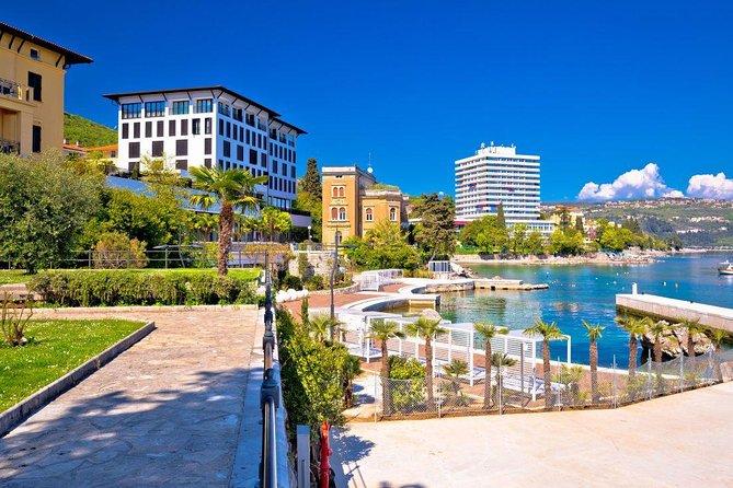 Rijeka & surroundings! (Opatija & Kvarner Bay)
