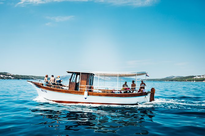 Trogir and Blue Lagoon Private Tour