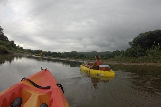 River Kayak in Rio Ora