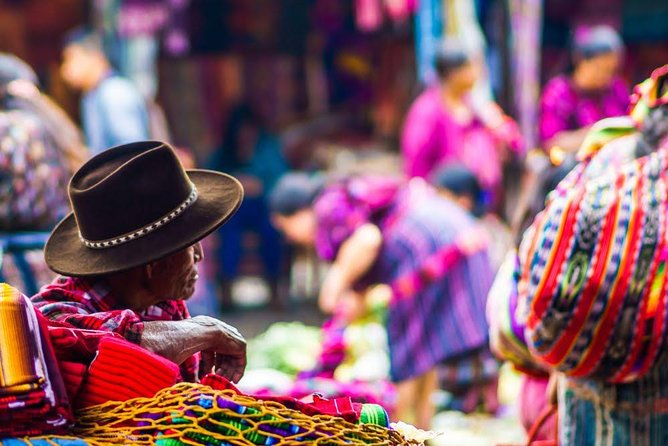 Guatemala's Highlights Walking Tour