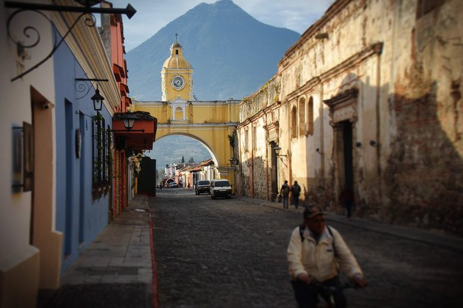 Full-Day at Antigua Guatemala