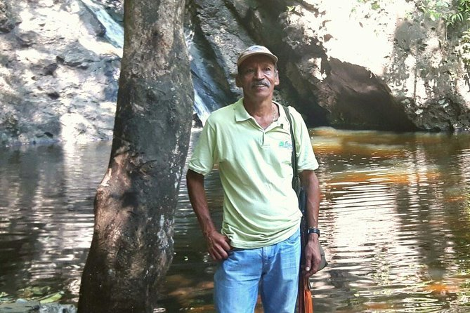 Cinquera Nature Reserve & Town