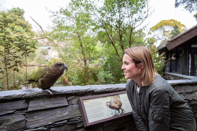 Te Wao Nui: The Living Realm at Auckland Zoo plus Zoo Admission Ticket