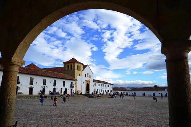 Villa de Leyva + Ráquira + Zipaquirá in 2 days