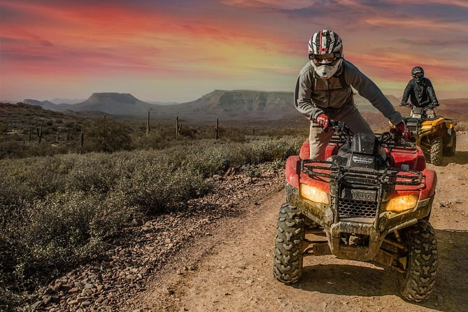 2-Hour Arizona Desert Guided Tour by ATV