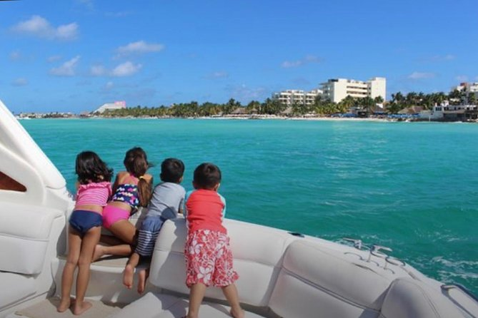 Cancun yachts rental YACHT 46 FT, 15 PAX MAX photo 4
