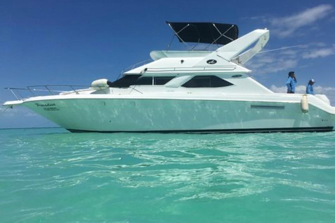 Cancun yachts rental YACHT 46 FT, 15 PAX MAX photo 1