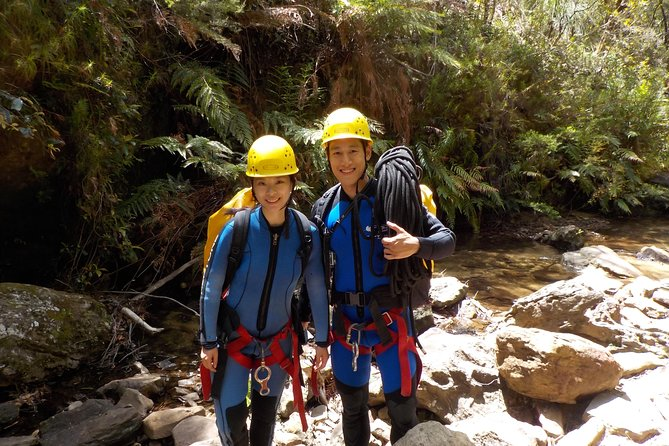 Canyoning at Twister and Rocky Creek: Two Canyons In One Day