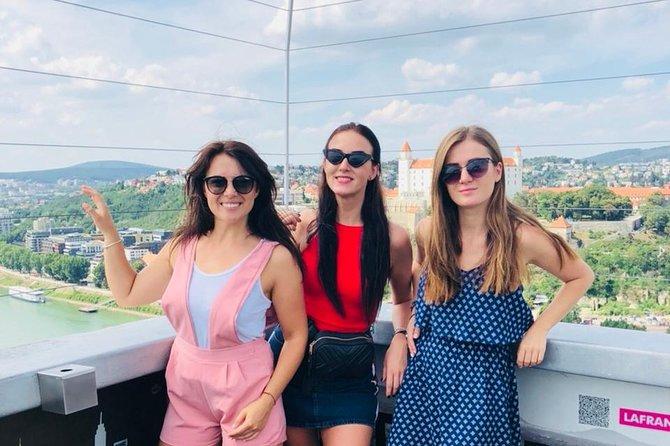 Bratislava Sightseeing Walking Tour