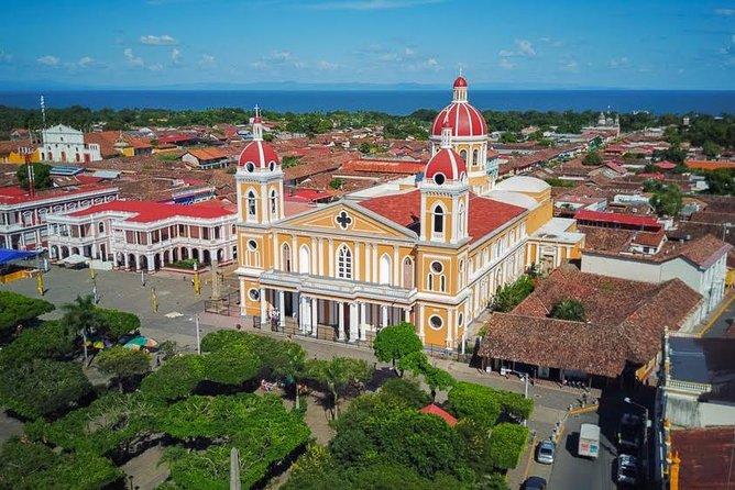 Managua History Walking Tour