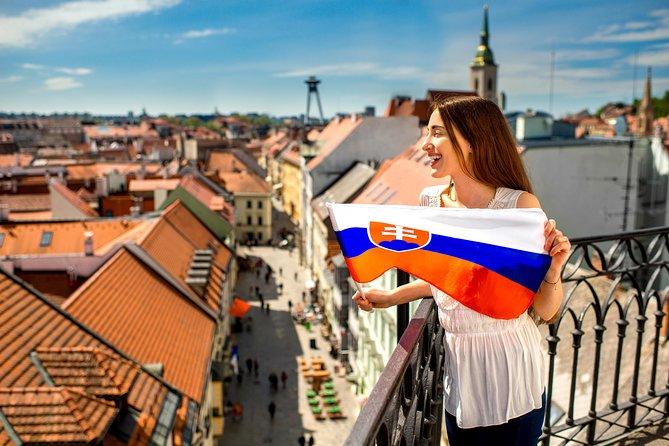 Historical Bratislava Walking Tour