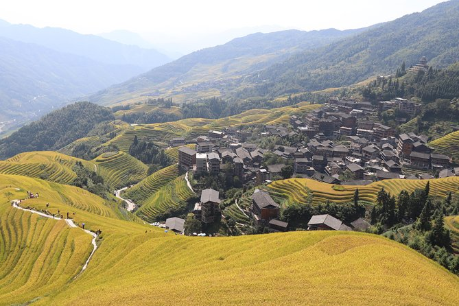 Day Trip to Longji Rice Terraces and Minority Village from Guilin with Lunch photo 1