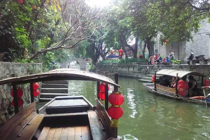 Private Day Tour to Shunde from Guangzhou: Qinghui Garden, Fengjian Water Town photo 7
