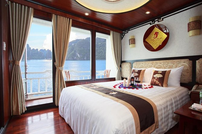 Viola Cruise - Halong Bay 2 Days 1 Night