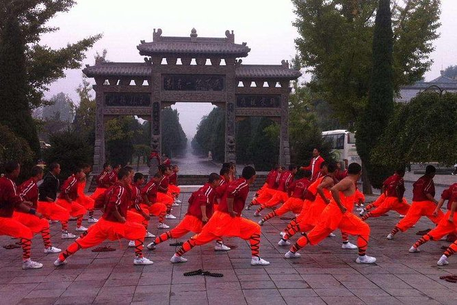 2 Day Tour to Shaolin Temple and Longmen Grottoes from Shanghai by Bullet Train photo 2